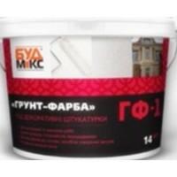 Грунт-фарба акрилова  БудМікс ГФ-1, 14кг