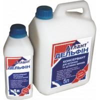 Грунтівка  Атлант Дельфiн - рідина для консервації, 10л - Атлант