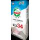 Клей для керамограніту ANSERGLOB BCХ 34 (тепла підлога), 25кг