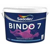 Фарба  Sadolin Bindo 7 lдля стін та стель (матова), 2,5л