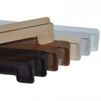 З'єднювач Crystalit 120/80(кольори в асортименті), шт