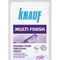 Шпаклівка Knauf MultiFinish, 25 кг