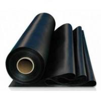 Плівка поліетиленова технічна чорна 1,5*100м 150мк, рулон