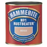 Фарба грунт  Hammerite No1 Rustbeater, 0,5л