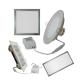 Світильники світлодіодні, LED панелі