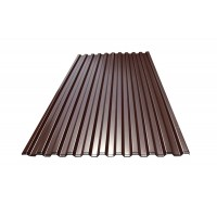 Профнастил  RAL8017 Шоколадний BudmonsteR (0,95Х1,5м), шт