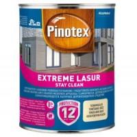 Pinotex Extreme Lasur деревозахист на водяній основі, 1,0л