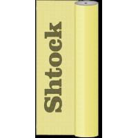Сітка фасадна Shtock  4х4мм  160г/м2  1х50м  Жовта, рулон