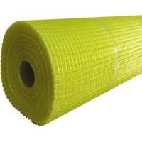 Сітка фасадна армована Fasad 5х5мм 160г/м2, 1х50 жовта, рулон