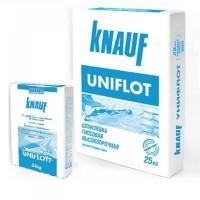Шпаклівка для швів Knauf Uniflott, 25 кг