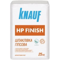 Шпаклівка Knauf HP-Finish, 25 кг - Шпаклівка
