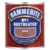 Фарба грунт  Hammerite No1 Rustbeater, 2, 5л