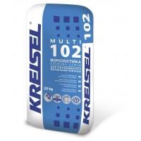 Клей MULTI 102 для керамічної плитки, 25кг - KREISEL