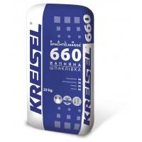 Шпаклівка  вапняна KREISEL 660 (Штук), 25кг
