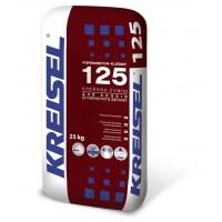 Суміш для кладки коміркового бетону KREISEL 125, 25кг