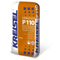 Штукатурка декоративна Kreisel Р110 зерно 2мм, 25кг