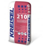 Клей для пінопласту  Kreisel Lepstyr 210, 25кг - KREISEL