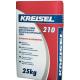 Клей для пінопласту  KREISEL  210, 25кг