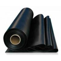 Плівка поліетиленова технічна чорна 1,5*100м  100мк, рулон