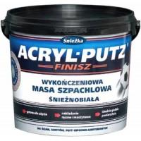 Шпаклівка Снежка ACRYL-PUTZ  ФІНІШ,  (Польша), 27кг