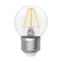 Лампа світлодіодна КУЛЯ-РЕТРО LB-4F 4W E27 2900K, шт