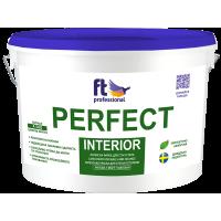 Фарба  латексна для стін та стель PERFECT INTERIOR, 3л