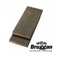 Дошка терасна BRUGGAN MultiColor, 130х19х2200 мм, колір Gray