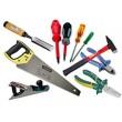 Будівельні інструменти, матеріали та спецодяг