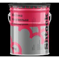 Мастика бітумно-каучукова покрівельна Shtock, 18кг