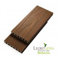 "Дошка терасна  Legro Ultra Natural, 138х23х2900мм, колір Teak, м2 - Терасна система ""Legro ultra"""