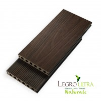 "Дошка терасна   Legro Ultra Natural, 138х23х2900мм, колір Walnut - Терасна система ""Legro ultra"""