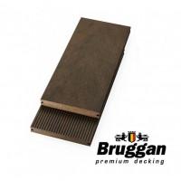Дошка терасна BRUGGAN MultiColor, 130х19х2200 мм, колір Wenge